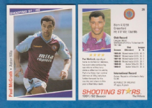 Aston Villa Paul McGrath Eire 28